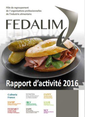 2016 Plaquette FEDALIM